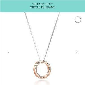 Tiffany Circle Pendant
